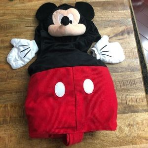 Mickey Mouse costume size 18 to24